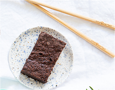 Foto Vegan Chocolate Brownie